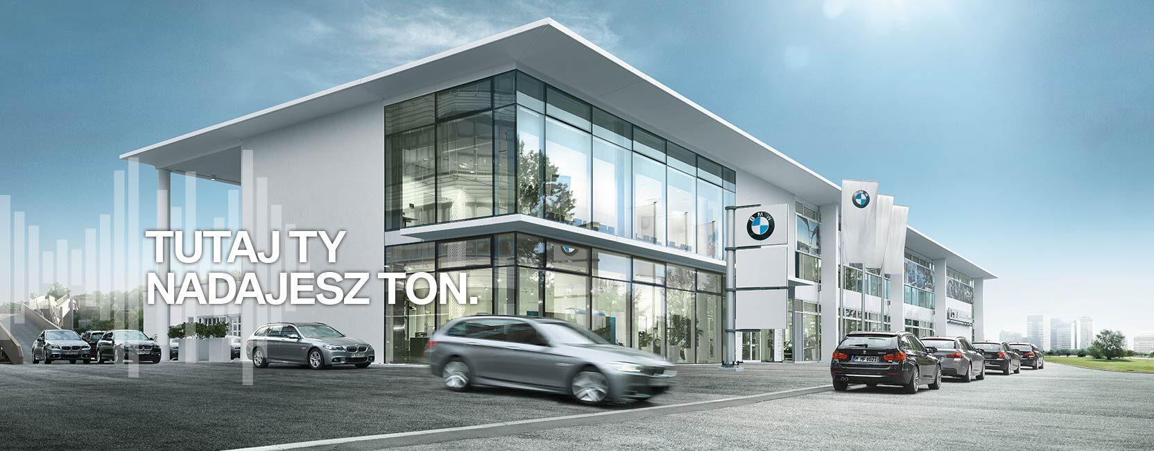 Dealer BMW - stanowiska