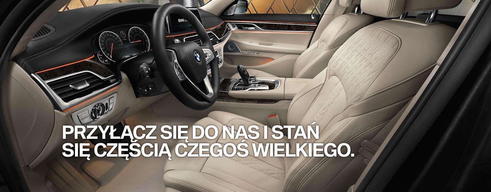 Oferty pracy u Dealera BMW