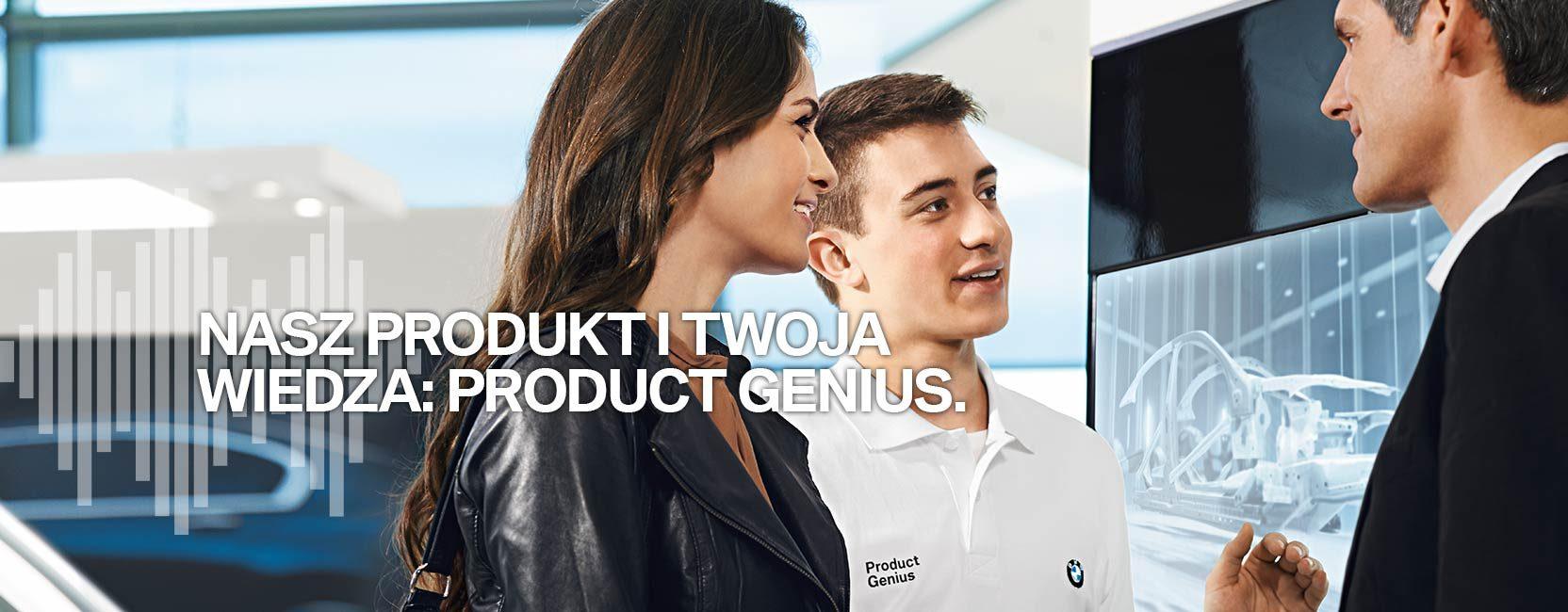 Product Genius BMW