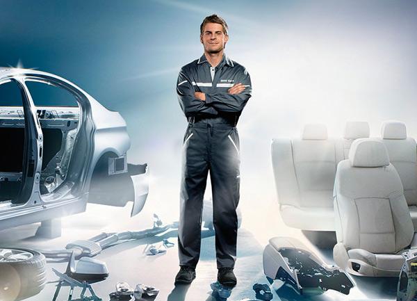 Doradca ds. sprzedaży części i akcesoriów BMW