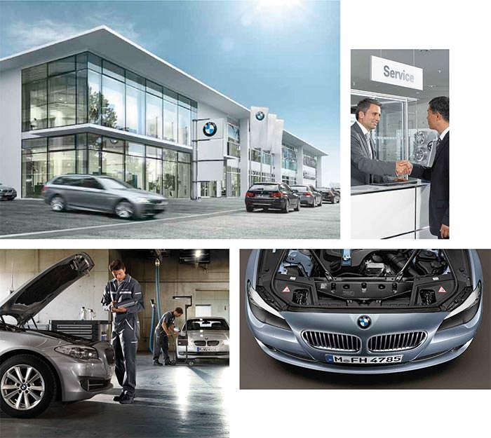 Kariera u Dealera BMW